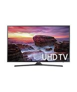 Samsung Electronics UN40MU6290 40-Inch 4K Ultra HD Smart LED TV (2017 Model) - $617.60 CAD