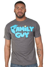 Famous Stars and Straps FM01150129 Mint Green or Charcoal Family Guy T-Shirt NWT image 4