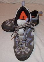 Merrell Athletic Shoes Womens 6 Castle Rock Periwinkle Sneakers - $41.33