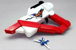 Tobot Galaxy Weapon Gun Sound Toy Gun image 4