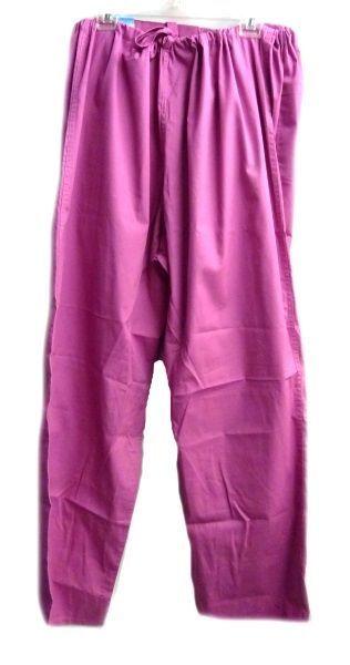 Landau Scrub Set Freesia 2XL V Neck Top Drawstrng Pants Women's Discontinued image 4