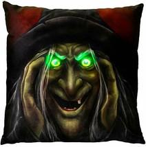 Morbid Enterprises Peekaboo Witch Light Up Pillow Halloween Prop Decor M... - $24.19