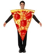 76250 Adult Pizza Costume Food Costume - £20.65 GBP