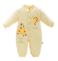 Baby Winter Soft Clothings Comfortable and Warm Winter Suits, 61cm/D image 2