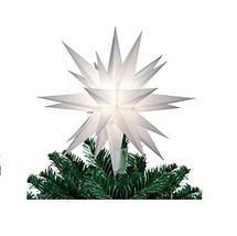 "12"" Moravian Star/Tree Topper - $22.99"