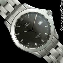 Omega Seamaster 120M Professional Divers SS Steel Watch - Mint with Warranty - $1,563.10