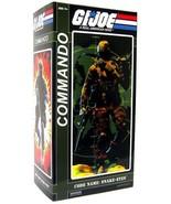 GI Joe Sideshow Collectibles 12 Inch Action Figure Commander Snake Eyes - $438.08