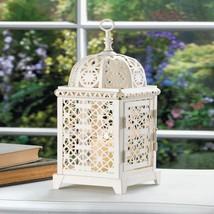 Moroccan Aura Candle Lantern - $20.78