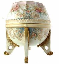 Doulton Burslem c1891 globe shaped vase - $541.45