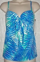 COCO REEF FIVE WAY TANKINI,SIZE 32/34C - $35.00