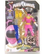 Mighty Morphin' Power Rangers Zeo Legacy Collection Pink Ranger 25 years... - $29.69