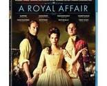 DVD - A Royal Affair (Blu-ray) DVD