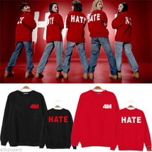 KPOP 4MINUTE 4 MINUTE Kim Hyun A SWEATER JUMPER COTTON Act7 HATE Pullove... - $13.98