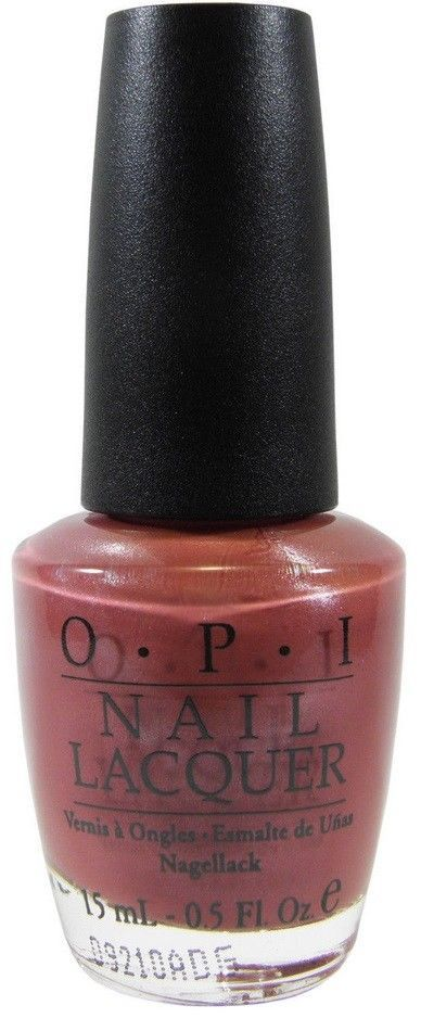 Opi Nail Lacquer Silent Mauve Nl H10 And 29 Similar Items