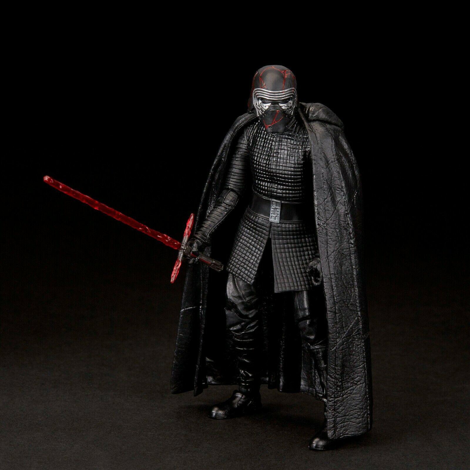 Star Wars Black Series Supreme Leader Kylo Ren 6 Inch Figure ROS #90 In Stock image 3