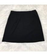 Asos Women's Size 6 Black Straight Skirt - $18.79