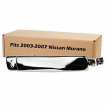 Front Left Car Door Chrome Handle for 2003 2004 2005 2006 2007 Nissan Murano - $9.75