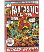 The Fantastic Four Comic Book #128 Marvel Comics 1972 VERY GOOD - $8.79