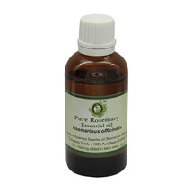 R V Essential Pure Rosemary Essential Oil Rosmarinus officinalis Natural... - $11.17