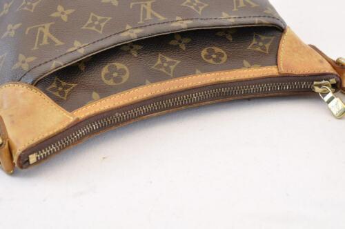 LOUIS VUITTON Monogram Odeon PM Shoulder Bag M56390 LV Auth sa741 image 6