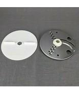 Hamilton Beach Food Processor Model 70700 Shredding Slicing Disc Blade - $12.55