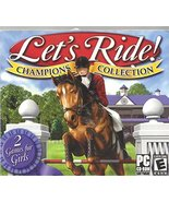 Let's Ride! Champions Collection [Windows 98] - $79.99