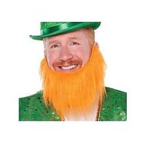 St. Patrick's Day Leprechaun Beard Costume Party Accessory Favour (1 Pie... - $9.26