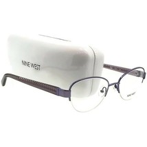 NEW NINE WEST Eyeglasses Size 51mm 135mm 18mm New With Case - $27.83