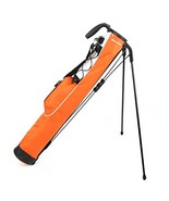 Orlimar Pitch & Putt Golf Lightweight Stand Carry Bag, Orange - $41.31