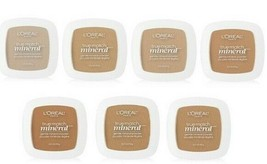 BUY 2 GET 1 FREE (Add 3 To Cart) Loreal True Match Mineral Pressed Powder  - $5.97