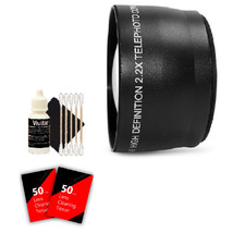 52mm Telephoto Lens Kit for Canon EOS 750D 760D and All Canon DSLR Camera - $17.71