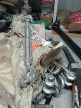"5/8'' x 21""  Turnbuckle JAW EYE Pulley Galvanized Drop Forge Turnbuckle  (jew) image 7"