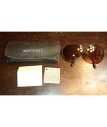 Vintage Pair SERENGETI DRIVERS 5222 SUNGLASSES w/Corning Optics W CASE T... - $467.49