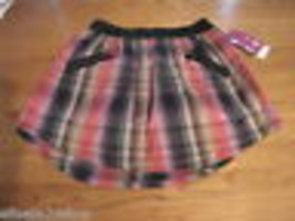 Roxy girls Skirt M Electric Slide 485455 BKN NWT 36.00 ^^ - £11.54 GBP