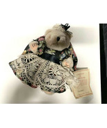 """Vintage Luvables N Hugables Collectible 11"""" Stuffed Bear Doll!  Named No... - $40.32"""