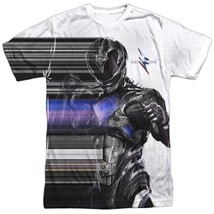 Power Rangers The Movie Black Streak Tshirt White - $29.98+