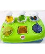 Fisher Price Musical Pop-Up Eggs Y8630 2013 - $23.77