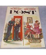 Saturday Evening Post May 12 1962 Richard Nixon... - $7.95