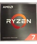 AMD Ryzen 7 5800X 4th Gen 8-core 16-threads Unlocked Desktop Processor w... - $699.99