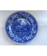 Beautiful Decorative SPODE Blue Room Collectible Plate - $20.00