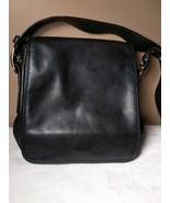 COACH Black Leather Hand Bag  - $39.59