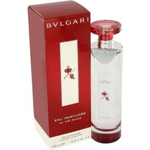 Bvlgari Eau Parfumee Au The Rouge 3.4 Oz Eau De Cologne Spray image 3