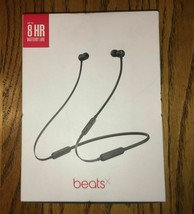Beats X - In-Ear Wireless Headphones - Black - MTH52LL/A Beats by Dr. Dre - £74.38 GBP