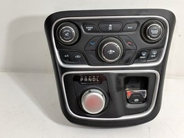 2015-2016 Chrysler 200 Bezel w/ A/C Climate Control Switch Gear Selector... - $107.99