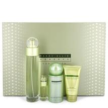 Perry Ellis Reserve Gift Set - 3.4 Oz Eau De Parfum Spray + 4 Oz Body Mist + 2 O - $44.99