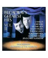 [Music CD] Broadways Greatest Hits - Vol II NEW FACTORY SEALED CD - $12.86
