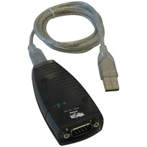 Tripp Lite Keyspan High-speed Usb To Serial Adapter TRAPUSA19HS - $44.56