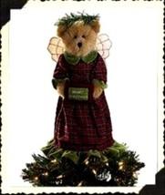 "Boyds Bears ""Susanna B. Woodsbeary"" 12"" Plush Bear Tree Topper-#562727 -NWT-2004 - $49.99"