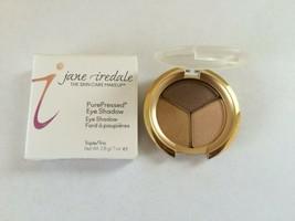 Jane Iredale PurePressed Pressed Eye Color Eyeshadow Trio Golden Girl - $19.95