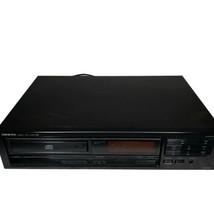Vintage Onkyo DX-1400 Single Cd Compact Disc Player Rca L/R - No Remote - $89.09